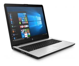 Laptop Hp Intel Core I3 15.6 Pulg 4 Gb Ram Natural Silver
