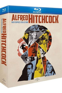 Alfred Hitchcock The Masterpiece Collection 14 Blu-ray Nuevo