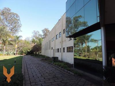 Galpão Industrial Para Venda E Locação, Bairro Santa Cândida, Vinhedo. - Ga0022