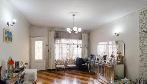 Imagem 1 de 30 de Casa Com 4 Dormitórios À Venda, 180 M² Por R$ 1.200.000,01 - Mirandópolis - São Paulo/sp - Ca1740