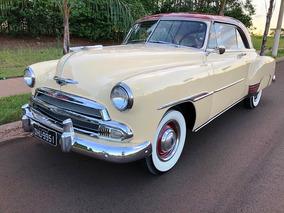 Chevrolet Belair Coupe 1951 Placa Preta Aceito Troca