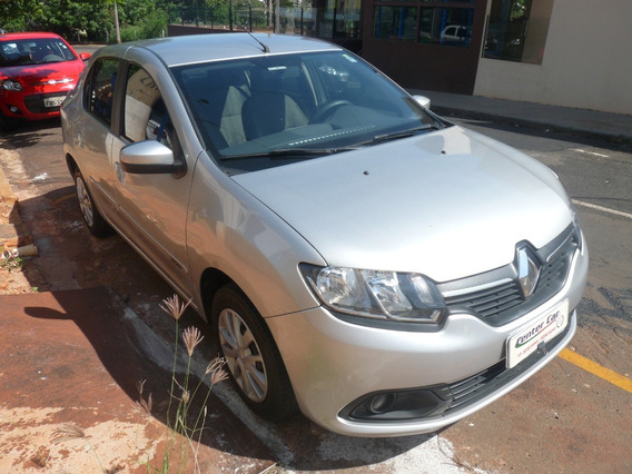 Renault / Logan 1.6 Expression Flex + Ipva Pg Total 2020
