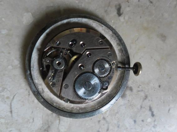 Máquina Relógio Classic Calibre 900 Corda Funcionando +peça