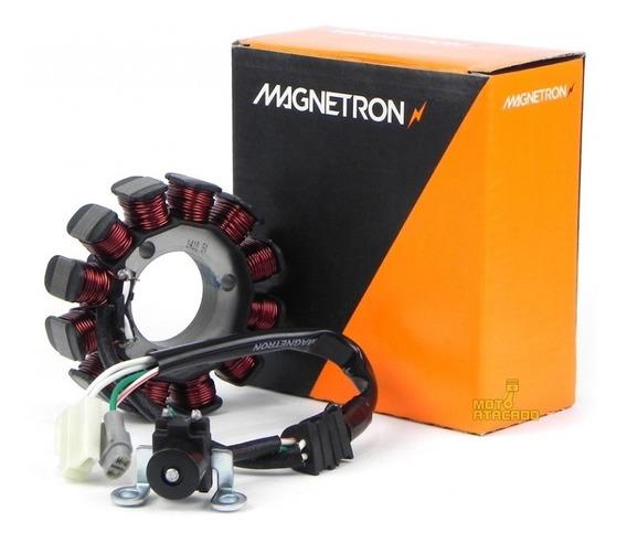 Estator Yamaha Fazer-150/factor-150 2014 Até 2017 Magnetron