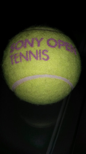 Pelota Sony Open Tennis Pequeña