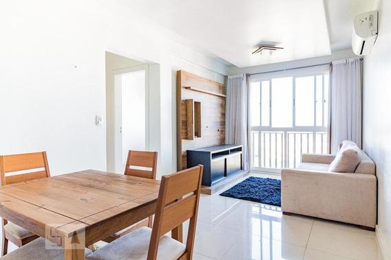 Apartamento Para Aluguel - Cristal, 3 Quartos, 78 - 892998372