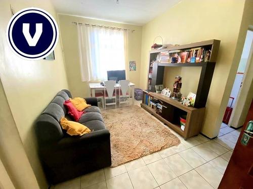 Imagem 1 de 12 de Condomínio Morada Dos Bosques - Apartamento A Venda No Bairro Cajazeiras - Fortaleza, Ce - Ve57314