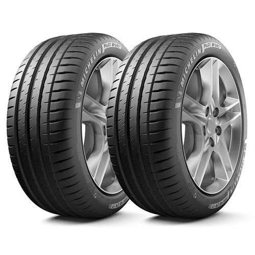 Kit 2 Neumáticos Michelin 235/45r18 (98y) Pilot Sport 4