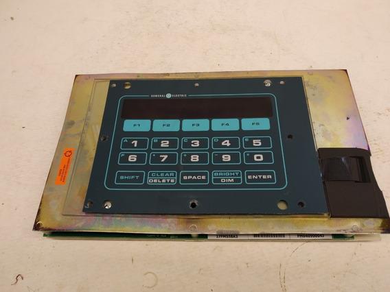 Painel Controlador General Eletric 17fm558a3