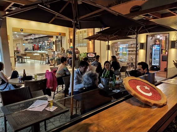 Vendo Restaurante De Kebab - Especialidades Turcas