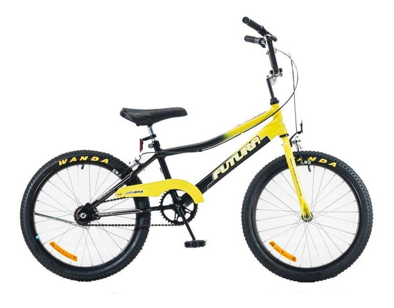 Bicicleta Futura 4142 Bmx Rod. 20 Freestyle Varon