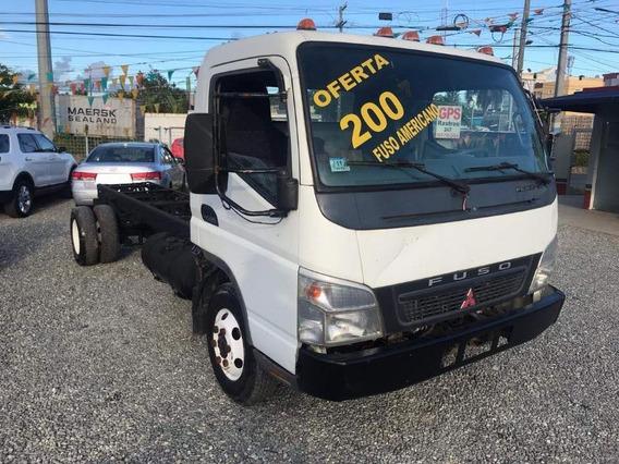 Mitsubishi Fuso Chasis Largo