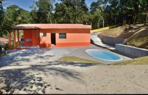 Chácara No Bairro Estilo Condomínio Fechado, Ribeirão Pires