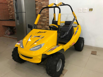Mini Buggy Fapinha Automático