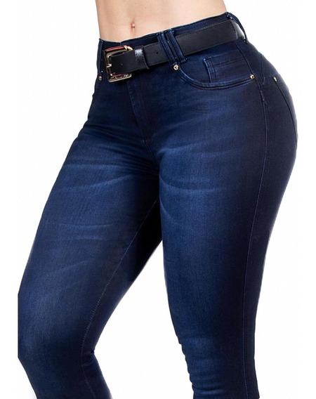 Calça Pit Bull Jeans Cintura Alta Feminina Skinny