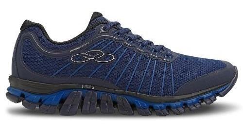 Tenis Olympikus Impressive Corrida/ Caminhada Azul