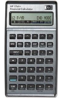 Características De Las Computadoras,hp 17bii Calculadora..