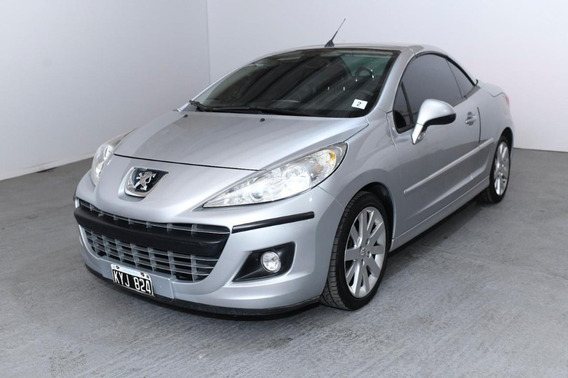 Peugeot 207 1.6 Thp Coupe Cabriolet 2012