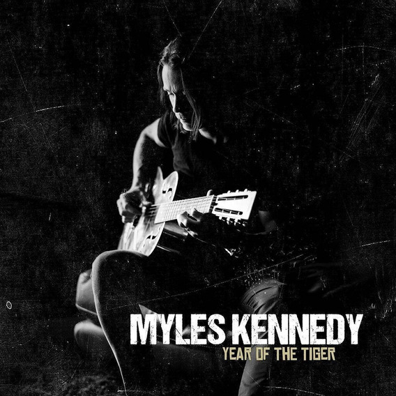 Myles Kennedy - Year Of The Tiger [cd] Importad Alter Bridge