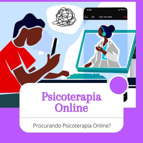 Imagem 1 de 1 de Psicoterapia Online