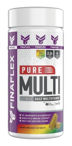 Imagen 1 de 5 de Vitaminas Pure Multivitamin Finaflex - Multivitamínico