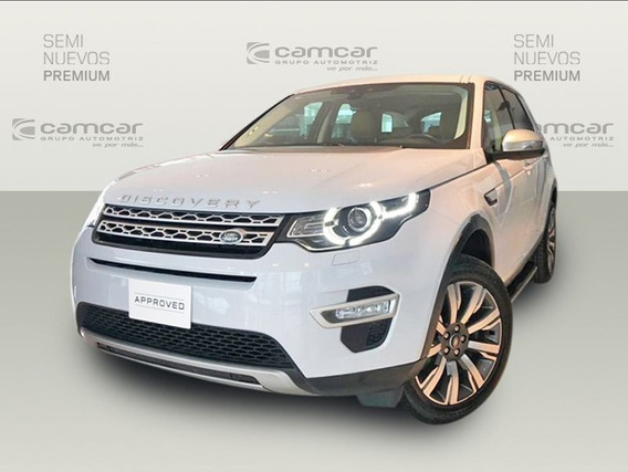 Land Rover Range Rover Discovery Sport Hse Luxury 2019