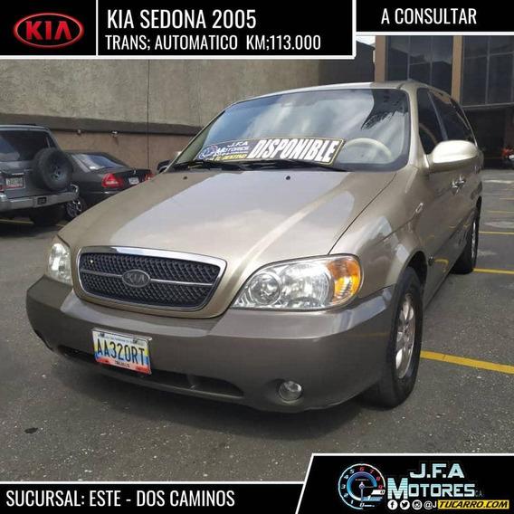 Kia Sedona Limited