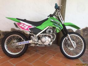 Kawasaki Klx 140l Klx 140l