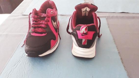 Zapatillas Nike Air Max Talle 37 Excelente Estado