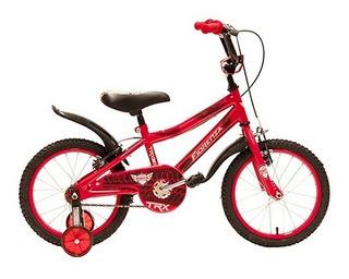 Bicicleta Infantil Fiorenza - Rodado 16 Niño Con Rueditas