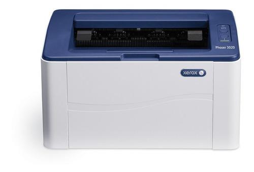Impresora Xerox 3020 Laser Monocromática Usb Wifi