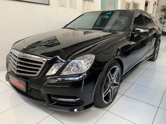 Mercedes-benz E250 1.8 Sport 2013 Turbo Gasolina