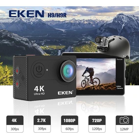 Câmera Eken H9 Original 4k Camera De Ação