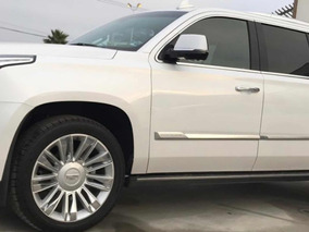 Cadillac Escalade 6.2 Plinum 4x4 At 2019