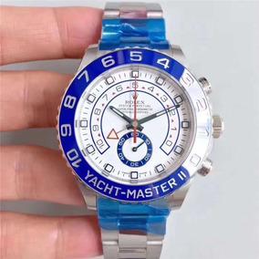 Relógio Rolex Mod. Yacht Master I I - 12 X Sem Juros