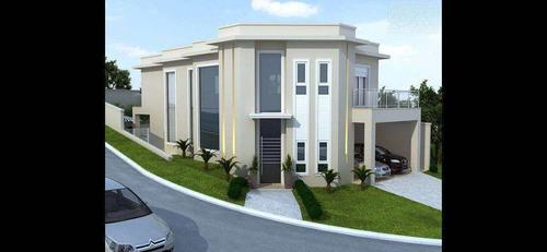 Imagem 1 de 3 de Casa De Condomínio Com 4 Dorms, Tamboré, Santana De Parnaíba - R$ 2.300.000,00, 300m² - Codigo: 234865 - V234865
