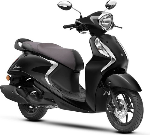 Imagen 1 de 15 de Scooter Yamaha Fascino 125 Okm 18 Sin Interes Cycles
