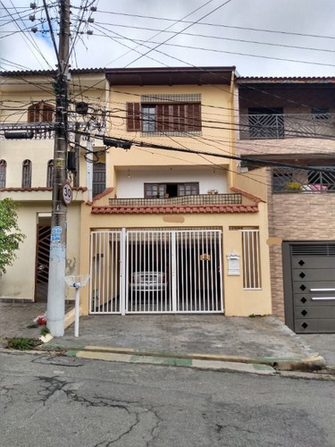Imagem 1 de 27 de Sobrado Com 2 Dormitórios À Venda, 216 M²- Nova Petrópolis - São Bernardo Do Campo/sp - So20963