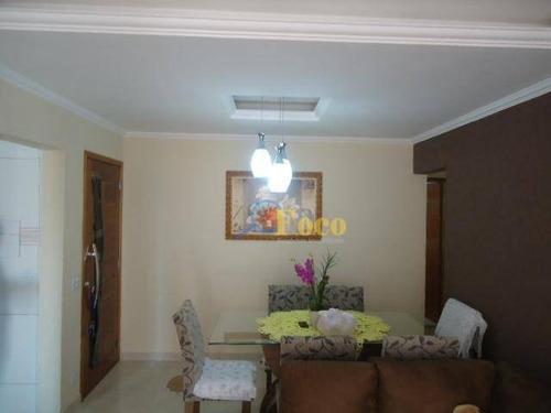 Apartamento Com 3 Dormitórios À Venda, 60 M² Por R$ 255.000,00 - Jardim México - Itatiba/sp - Ap0031