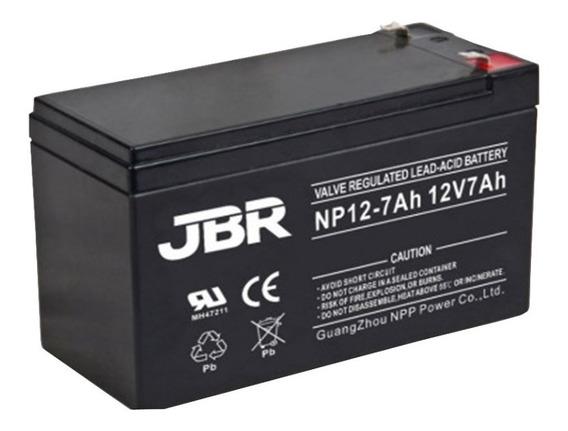 Bateria Selada 12v P/ Alarme - Jbr