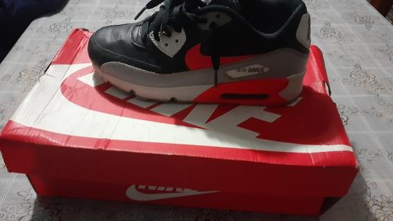 Zapatillas Nike 38 Airmax Prácticamente Nuevas