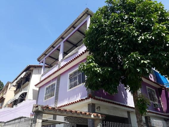 Casa Em Paraíso, São Gonçalo/rj De 90m² 4 Quartos À Venda Por R$ 450.000,00 - Ca214474