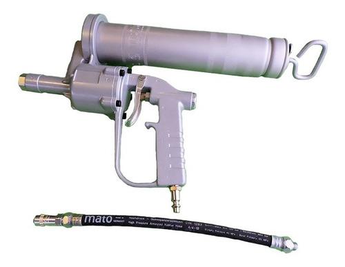 Inyector Grasa Tipo Pistola Neumático Mato Alemania