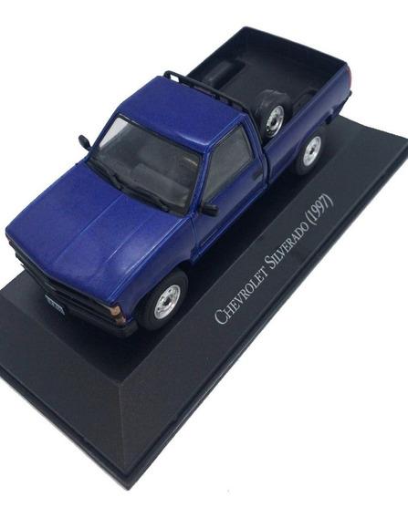 Autos Inolvidables Años 80,90 Nº 07 Chevrolet Silverado (97)