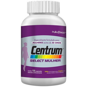 Centrum Select Mulher C/ 150 Comprimidos