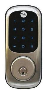Cerradura Digital Touch Yrd 221 Zig-bee. Yale