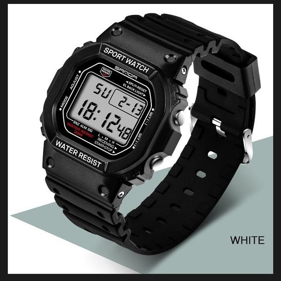 Relógio Esportivo S-shock Original Digital Led Frete Grátis