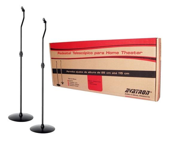 Suporte Caixa De Som Para Home Theater - Pedestal - Scc-01