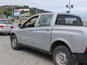 Ssangyong Actyon