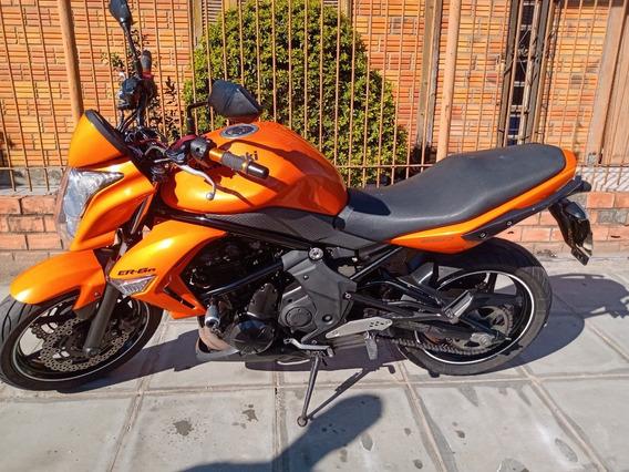 Kawasaki 650 Modelo Er6n 2011